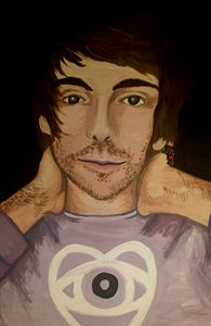Portrait of Alex Gaskarth