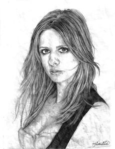 Buffy-Sarah Michelle Gellar 1