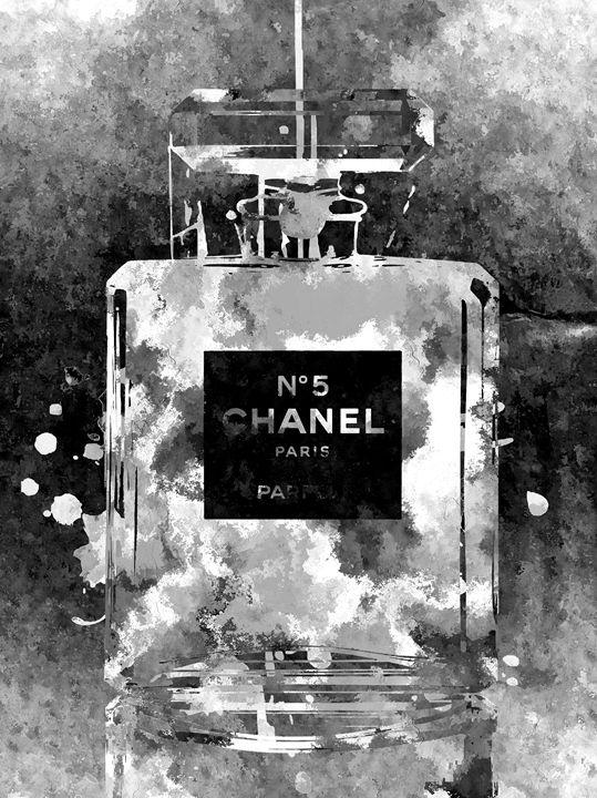 Chanel No. 5 Dark - Daniel Janda