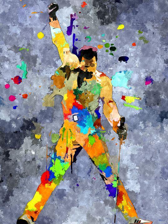 Freddie Mercury - Daniel Janda