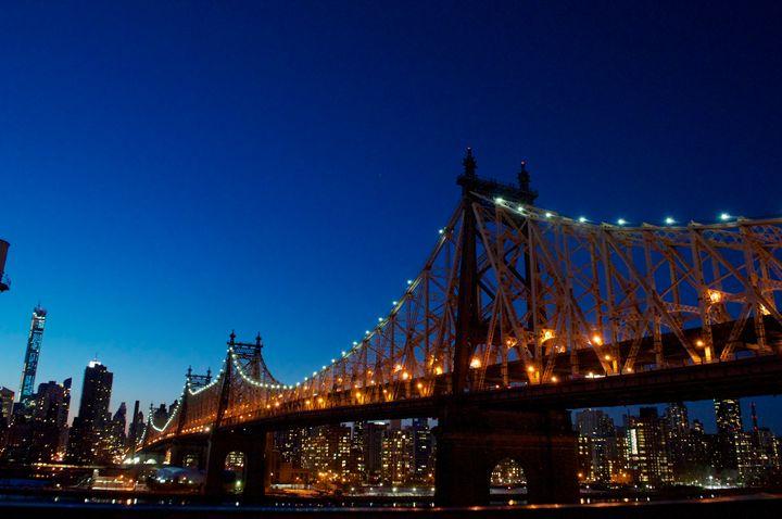 Queensboro Bridge - Emily O'Donnell's Fine Art Photography