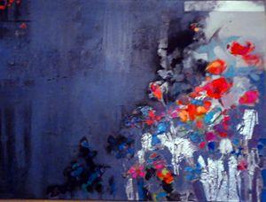 Misty Flowers - 2013