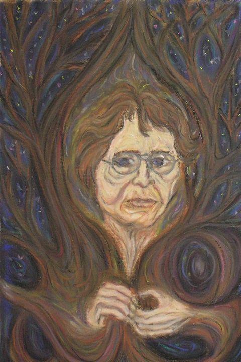 Barbara's tree - StephenMeadArt