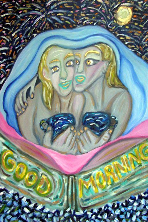 Good Morning - StephenMeadArt