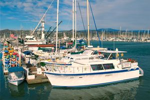 Ventura Harbor California
