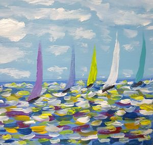 Sailing in Color