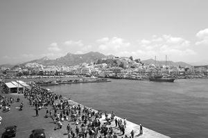 Naxos Port - Greece