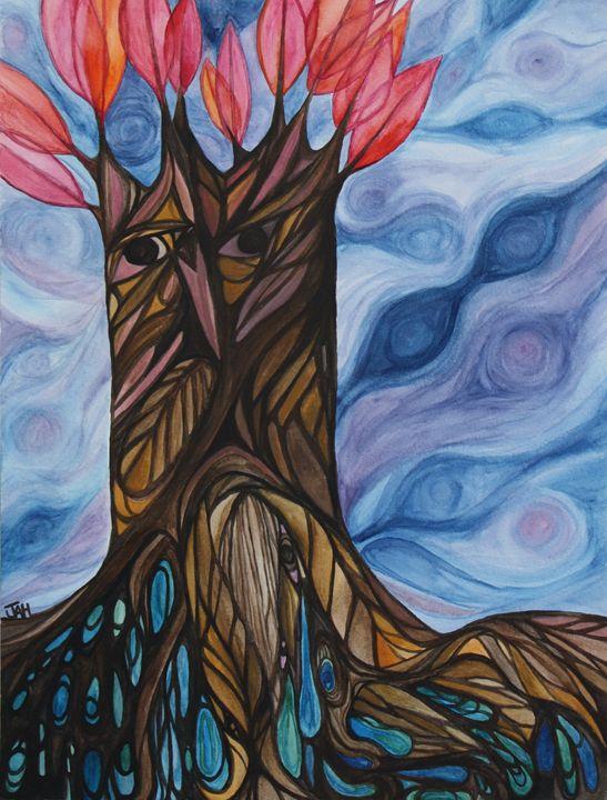 Father Tree - jessicaanneli