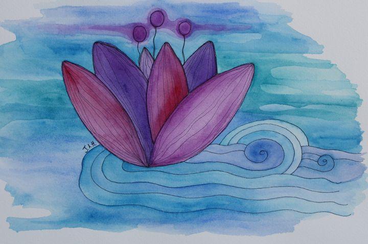 Lotus - jessicaanneli