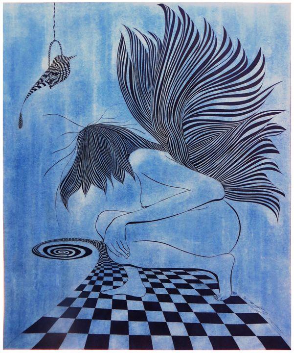 angle in dream - guffar babu gallery