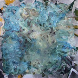 broken wind - glass
