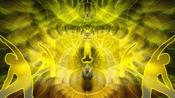 Cosmic Spiral Ascension 26 - SacredLife Arts