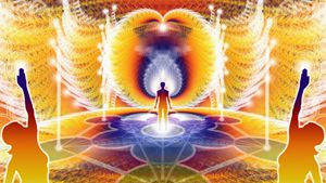 Cosmic Spiral Ascension 38