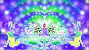 Cosmic Spiral Ascension 41