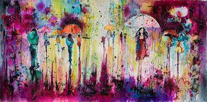 Rain, rain, rain...