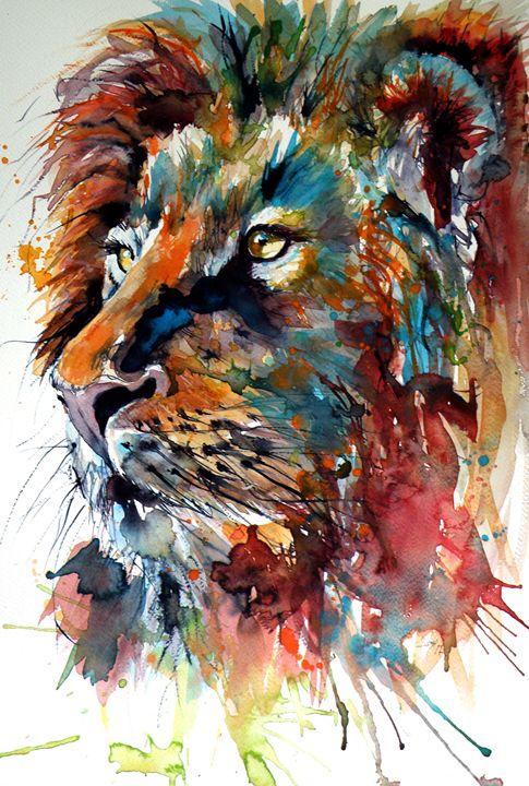 Lion - kovacsannabrigitta