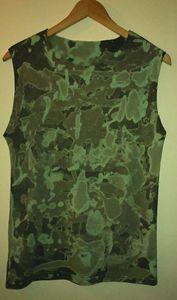 Unique Unisex Camouflage Vest