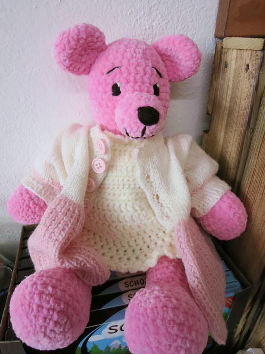 Teddy Bear - Grashkad