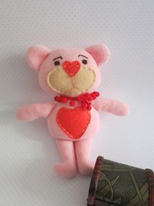Teddy Bear Rag Doll