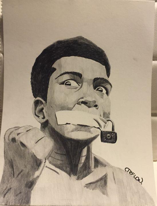 Ali ! - Artist Ronnie