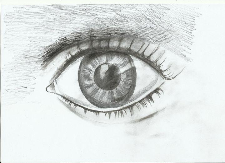 eyes - art