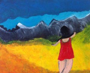 Painting Oil Landscape Canvas Art Or