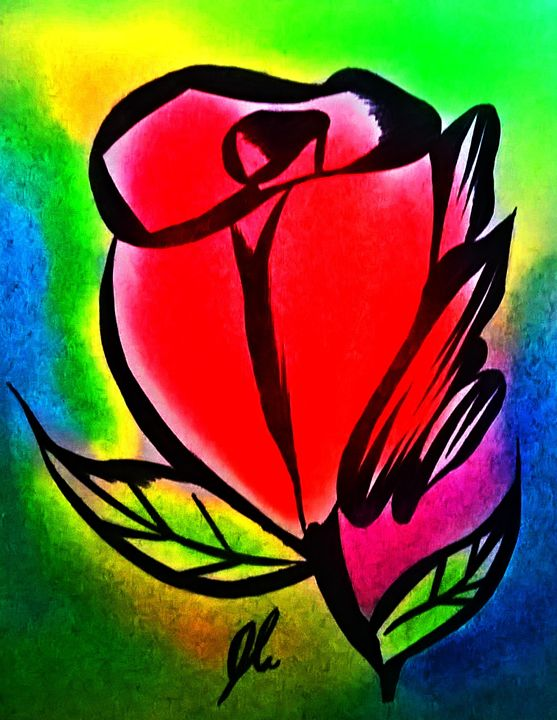color is me - Jamahl Blanks