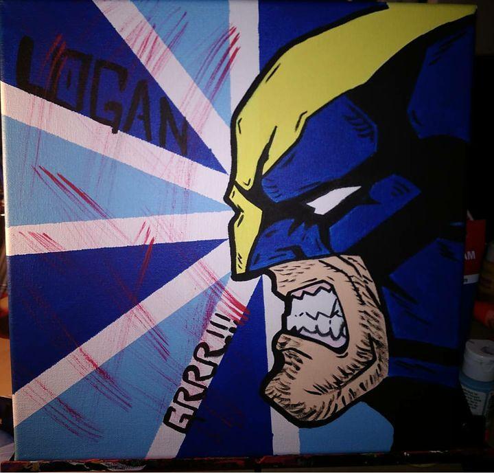 Wolverine - AC_skyart_official