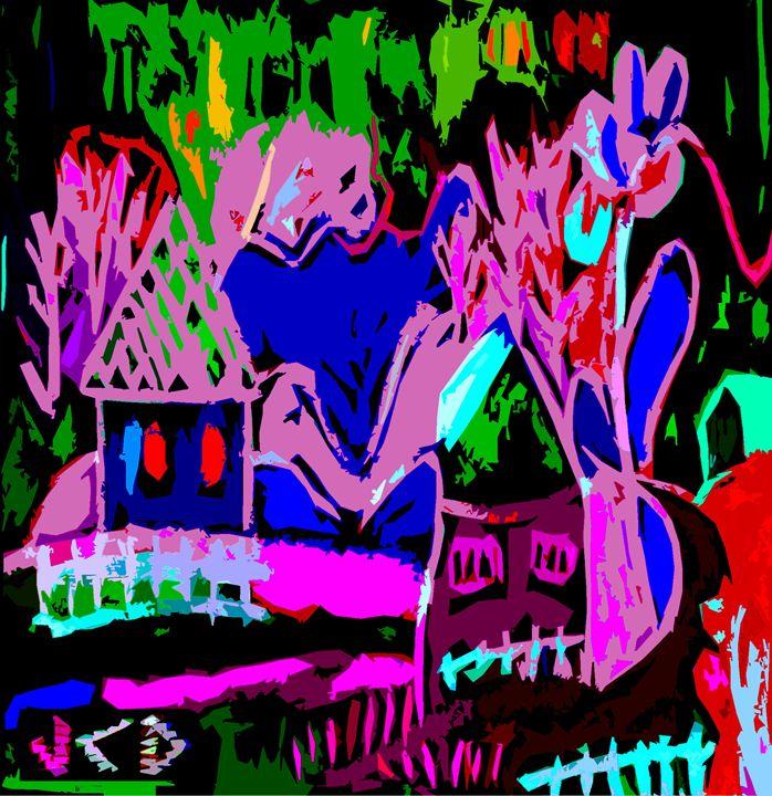 Wonderful cottages - Jean-Claude Delhaise