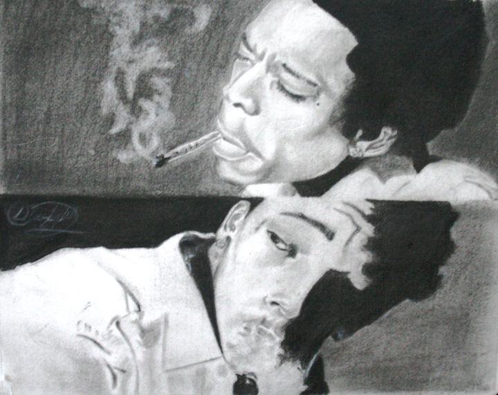 Wiz khalifa - Darien's art