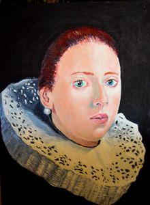 modern vermeer