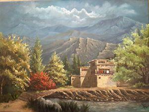 Afghanistan village
