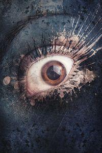 Painted gaze