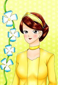 Malay Princess - Nur Azmina