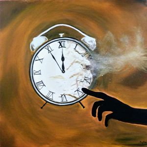 No one can control Time