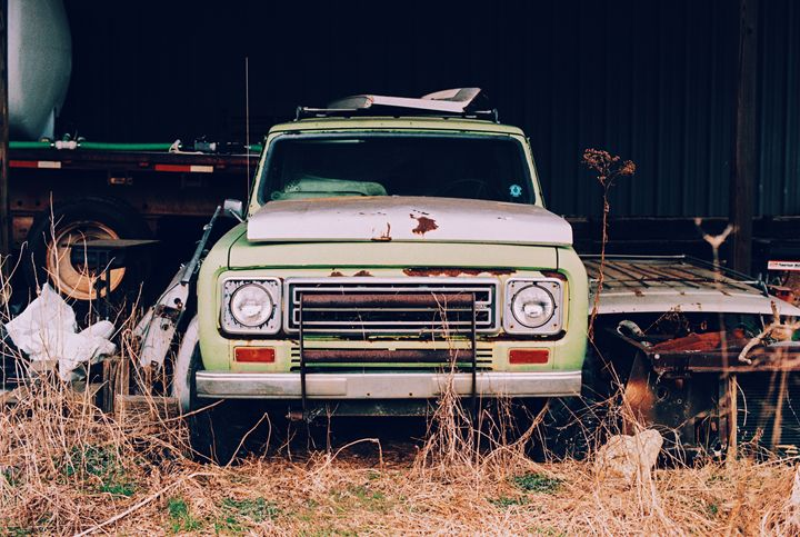 Buried Treasure - Jay Kim Photography
