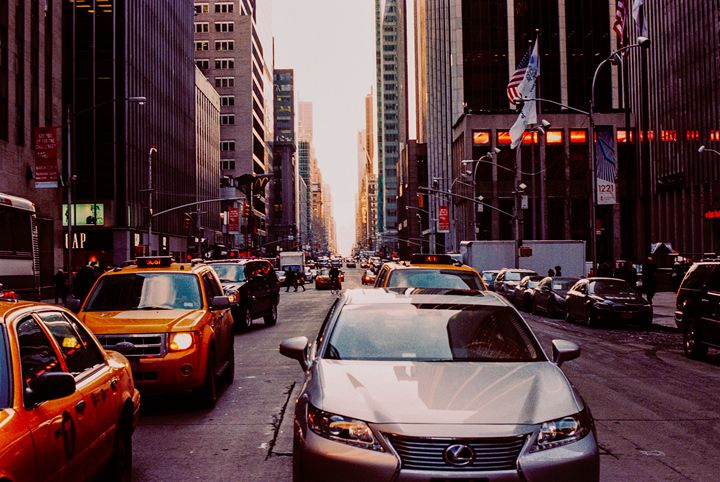 Standing in Oncoming Traffic - Jay Kim Photography