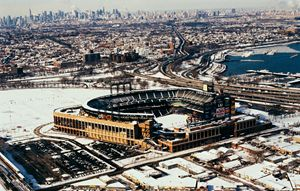 Citi Field from the Air