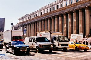 James Farley Post Office