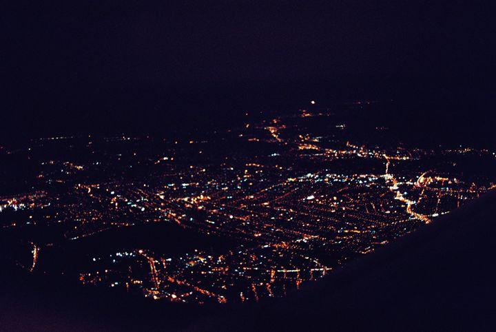 The City at Night - Jay Kim Photography