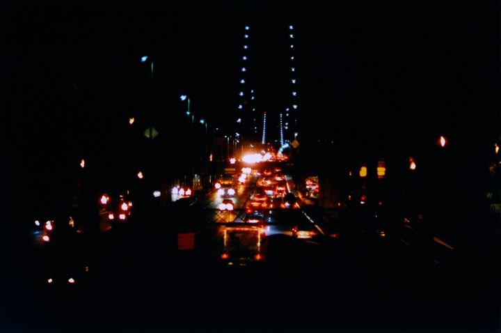 George At Night - Jay Kim Photography