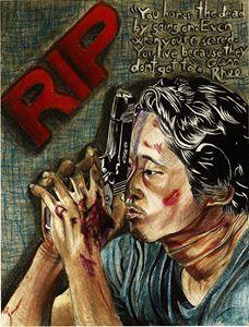 Glenn Rhee RIP