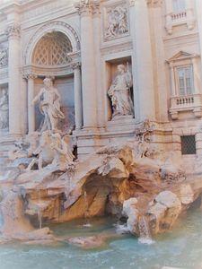 Trevi Fountains