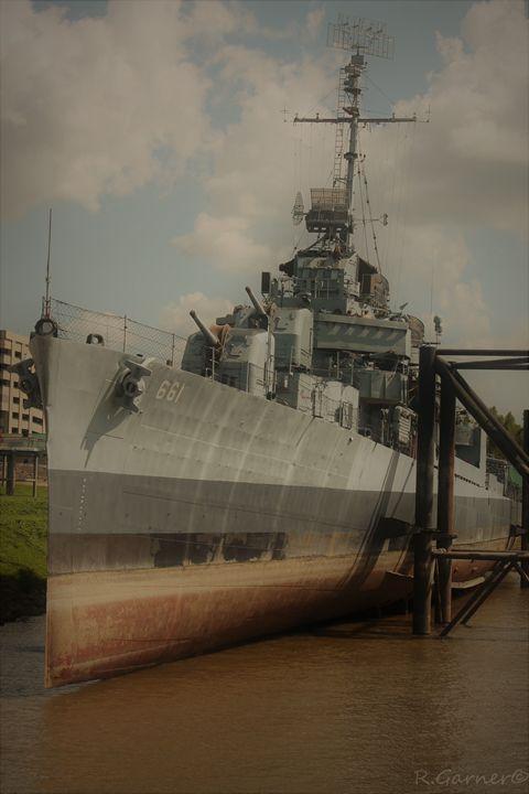 Old Marine Ships - BullHeaded Art