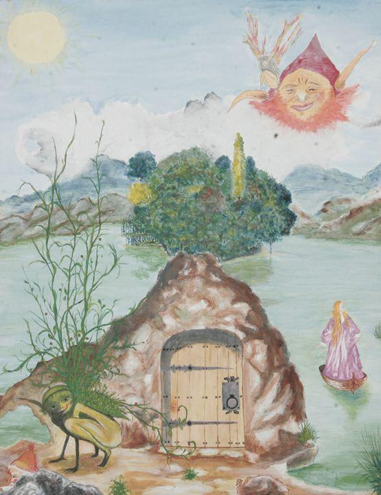Elves and Fairies - Genoveva Francés