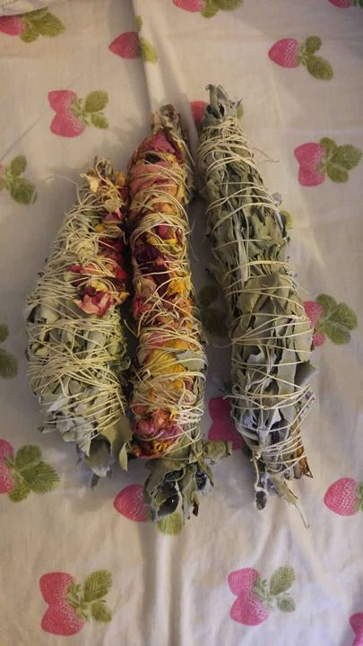 Sage&Rose Smudge Sticks - Lil Fairie Market