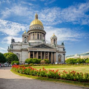 Saint Isaac's Cathedral, Saint Peter