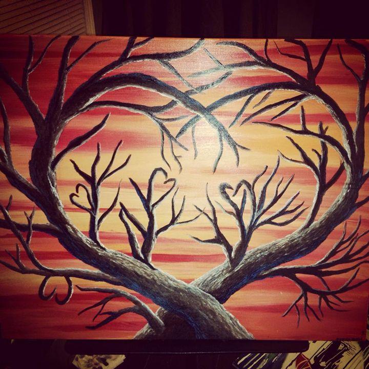 True Love Grows - Artbucket Creations
