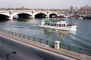 River View in Paris