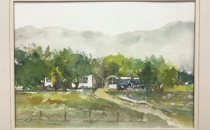 Country Side, New Territories, HK